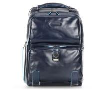 Blue Square Laptop-Rucksack 15.6″ dunkelblau