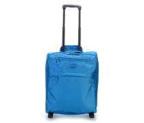 Leggero 2-Rollen Trolley hellblau 50 cm