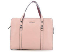 Organisee Soft Handtasche rosa
