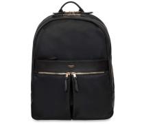 Mayfair Beaufort Laptop-Rucksack 16″ schwarz