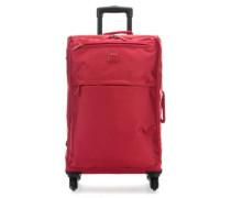 Siena 4-Rollen Trolley rot 65 cm