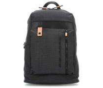 Laptop-Rucksack 15,6″ anthrazit