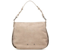 Double Pipe DPHoboS Beuteltasche taupe