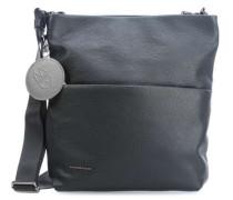 Mellow Leather Schultertasche schwarz
