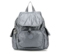 Basic Plus City Pack Mini Rucksack metal