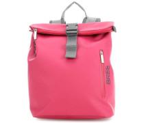 Punch 712 Rucksack 12″ pink
