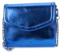 Tawny Schultertasche blau metallic