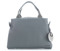 Mellow Leather Handtasche grau