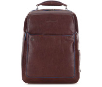 B2S Laptop-Rucksack 15″ dunkelbraun