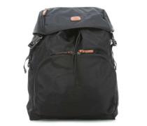 X-Bag X-Travel Rucksack schwarz