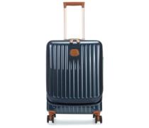 Capri 4-Rollen Trolley 16″ dunkelblau