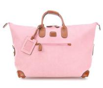 Life Reisetasche rosa 43 cm