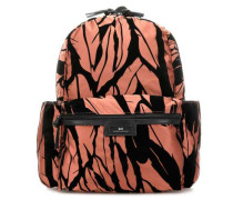 F Feather Rucksack 15″ apricot
