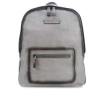 Freestyle Laptop-Rucksack grau
