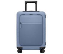 M5 4-Rollen Trolley 15″ blau