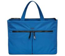 Dalston Amsterdam Shopper 15″ blau