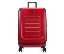 Spectra 2.0 4-Rollen Trolley rot 69 cm