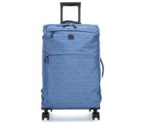 X-Travel 4-Rollen Trolley jeans 65 cm