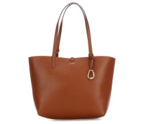 Merrimack Reversible Shopper tan