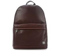 Barbican Albion 15'' Laptop-Rucksack braun