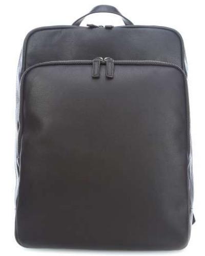 Oxford Laptop-Rucksack 15″ braun
