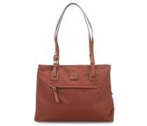 X-Bag Handtasche braun