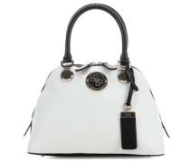Landon Handtasche schwarz/weiß