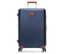 Capri 4-Rollen Trolley blau 69 cm
