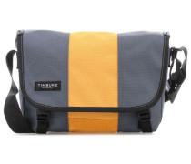Heritage Classic XS Kuriertasche grau/orange