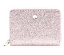 Burgess Court Geldbörse rosa