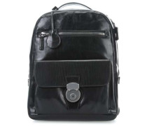 Capalbio Laptop-Rucksack 13″ schwarz