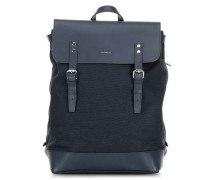 Grand Canvas Hege Rucksack 15″ navy