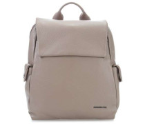 Mellow Leather Rucksack beige