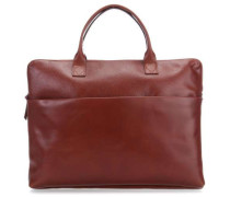 Laptoptasche 14″ cognac