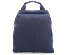 Mellow Leather Rucksack dunkelblau