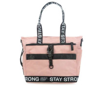 Nylon Roots The Styler Shopper pink