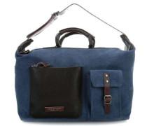 Carver Reisetasche blau 45 cm