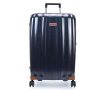 Lite-Cube DLX 4-Rollen Trolley dunkelblau 76 cm