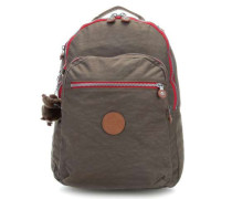 Basic Clas Seoul Laptop-Rucksack 17″ beige