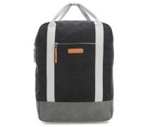 Original Ison Rucksack 15″ schwarz/grau