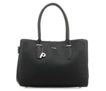 Classy Handtasche schwarz