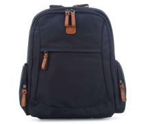 X-Travel Laptop-Rucksack 16″ ozean