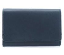 W41 Geldbörse dunkelblau