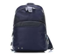 Coleos Laptop-Rucksack 12″ blau
