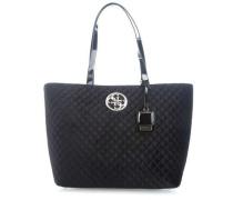 G Lux Shopper schwarz