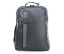 Pulse Laptop-Rucksack 15″ schwarz