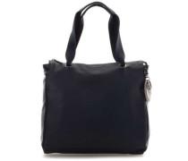 Mellow Leather Handtasche 13″ dunkelblau
