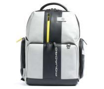 Urban Laptop-Rucksack 15″ grau