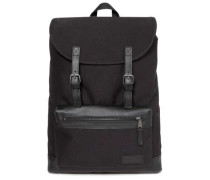 Authentic London Rucksack 17″ schwarz