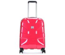 X2 4-Rollen Trolley pink cm
